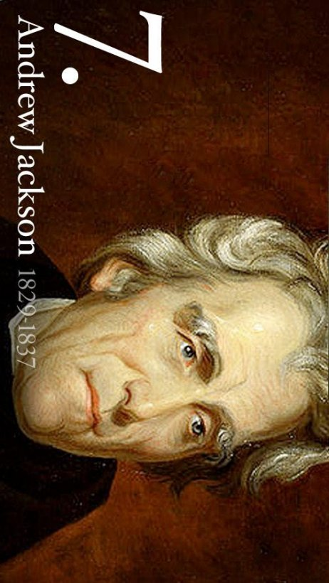andrew jackson pictures free and printable
